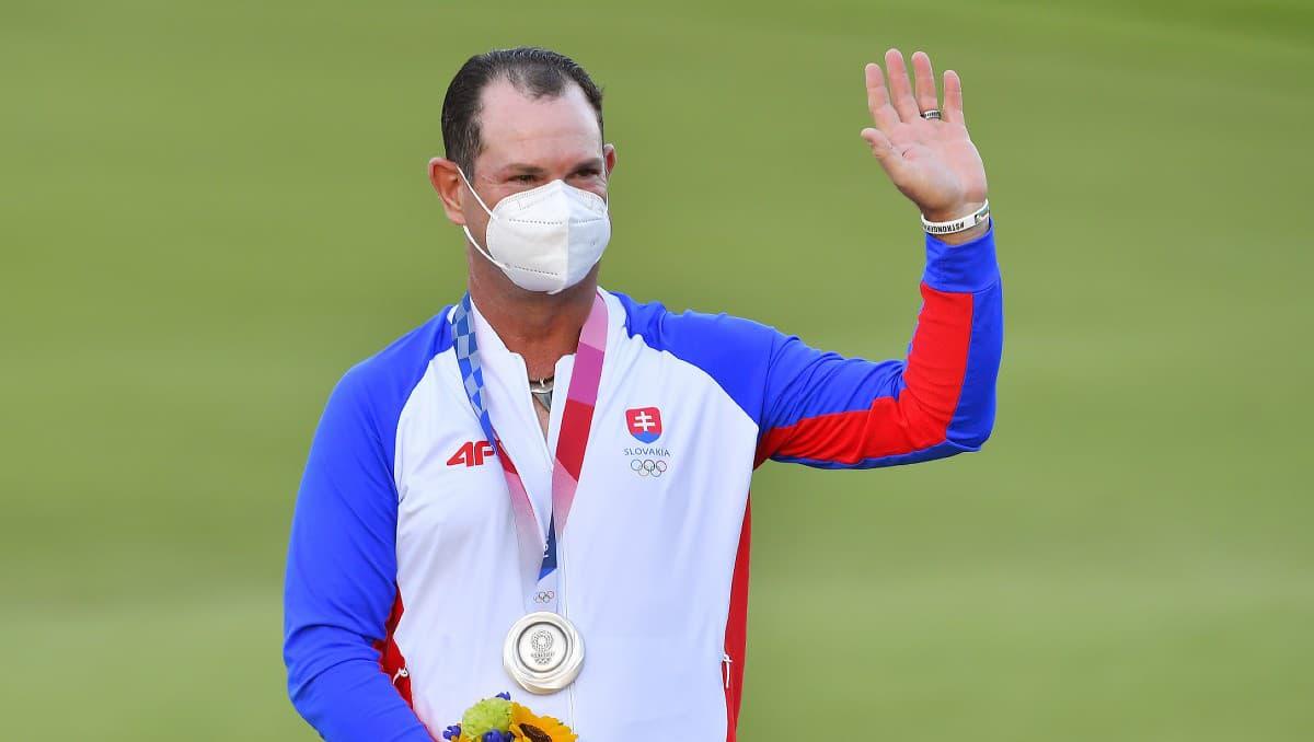 Slovenský golfista Rory Sabbatini